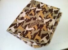 Duck Dynasty Fleece Baby Blanket Handmade