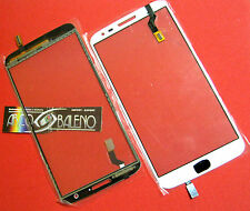 Kit VETRO+TOUCH SCREEN per LG OPTIMUS G2 D802 PER LCD DISPLAY BIANCO VETRINO NEW