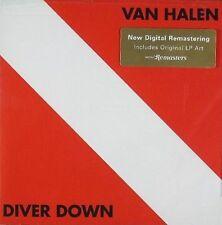 Diver Down [Remaster] by Van Halen (CD, Sep-2000, Warner Bros.)