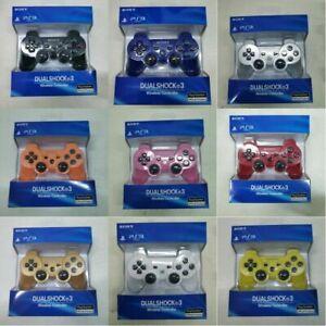 PS3 Manette de jeu SixAxis sans fil GamePad pour PlayStation DualShock 3 FR