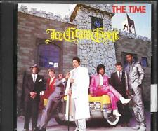 "CD ALBUM 6 TITRES--ICE CREAM CASTLE--THE TIME--1984 ""JAPAN PRESS"""