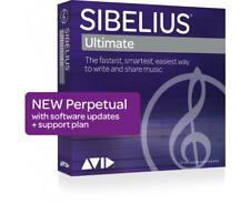 Avid Sibelius Ultimate Perpetual License with Annual Update Plan - Download
