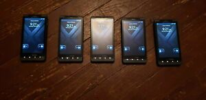 Lot of 5 Rooted Motorola Droid X2 mb870