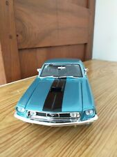 Maisto 1/18 Scale Model Car 31167 - 1968 Ford Mustang GT Cobra Jet