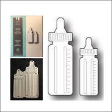 Memory Box metal die Baby Bottles Cutting Dies 98867