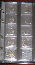 Canada - 25 Cents & 2 Dollars Coin Set - 2012 - War of 1812 - UNC - Mint Sealed