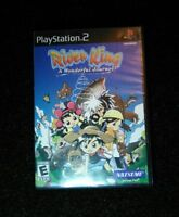 River King A Wonderful Journey Playstation 2 Ps2 Natsume Tested