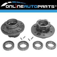 Front Axle Hubs with Bearings suits Toyota Landcruiser 40 60 70 Series 4x4 80~99