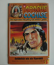 Apache Cochise (Kelter) Nr. 1-36 kpl. (Z1)
