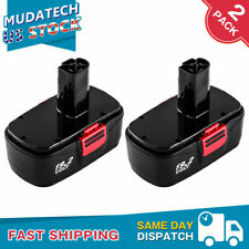 2Pack For Craftsman 19.2V Diehard Battery 2.0Ah Ni-CD C3 130279005 Cordless Tool