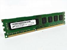Micron MT16JTF51264AZ-1G4D1 4GB PC3-10600 DDR3-1333 240-Pin Desktop RAM