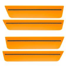 2008-14 Dodge Challenger Oracle Sidemarker Set - Header Orange PL4 - Tinted