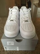 Nike 315122-111 Air Force 1 '07 US 8.5 Athletic Men 's Sneakers - White