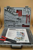 Werkzeugkoffer von Brüder Mannesmann Werkzeuge, Werkzeug-Box, 86-tlg.