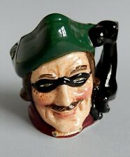 """Royal Doulton Character Toby Jug """" Dick Turpin """" - #6535 - 1959 - Excellent"""