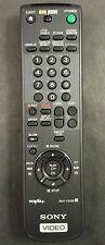 Sony TV/VCR Remote RMT-V231B, for 146547411 147331011 147555441 RMTV172 A276