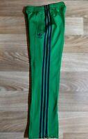 Adidas Originals Vintage Womens Track Pants Trousers Green Purple Stripes Hype