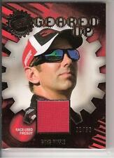 2010 PRESS PASS GREG BIFFLE GEARED UP RACE USED WORN FIRESUIT #01/50 - NASCAR #1