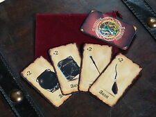Harry Potter Wand? Broom? Spells?...Triumphus. Playing Cards. Hogwarts Game.