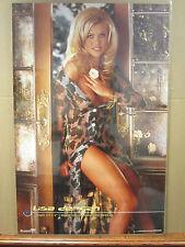 vintage Lisa Dersan 1998  poster Hot Girl Playboy 2248