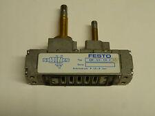 FESTO PNEUMATICA ELETTROVALVOLA CJM-5/2-1/4-FHS (può essere fornito con bobine 24VDC