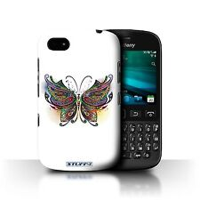 STUFF4 Phone Case for Blackberry Smartphone/Ornamental Animals/Protective Cover