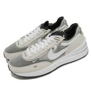 Nike Waffle One Summit White Black Men Casual Lifestyle Shoes Sneaker DA7995-100