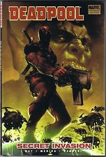 Rare Deadpool Secret Invasion Vol 1 Hardcover HC HB New Near Mint to Mint Cond!