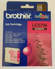 Magenta Brother Ink Cartridge LC57M