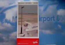 Herpa Wings 1:200 Accessoires D'aéroport 2 Poteaux D'éclairage Inondation 558754