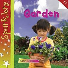 Garden (Sparklers: Out and About)-ExLibrary
