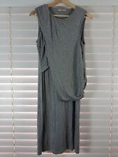METALICUS sz M / L (or 12 - 14 ) womens grey Dress [#868]
