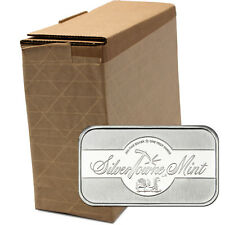 SilverTowne Mint Signature 1oz .999 Fine Silver Bar LOT of 100