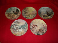 GAME BIRDS OF BRITAIN BIRD COLLECTORS PLATES WEDGWOOD - SELECT PLATE