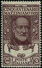 Italy 1922 stamps commemorative MNH Sas 129 CV $88.00 180506091
