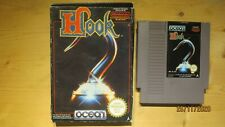 Hook for NES. Boxed. UKV - Pal A