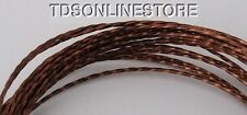 21Ga Beadsmith Twisted Square Antique Copper Color Wire 15 Ft