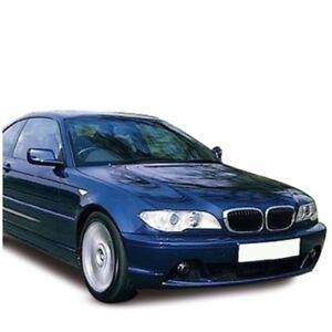 BMW 3er E46 2003-2007 COUPE CABRIO LCI Motorhaube in Wunschfarbe lackiert, NEU!