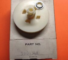 TECUMSEH ENGINE RECOIL PULLEY PART # 590434A NOS OEM.