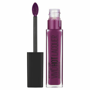 Maybelline Lip Gloss Vivid Hot Lacquer 7.7ml - 76 OBSESSED