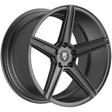"""Fondmetal 189H KV1 20x9 5x108 +25mm Titanium Wheel Rim 20"""" Inch"""