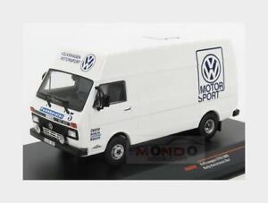 1:43 Ixo Volkswagen Lt35 Lwb Van Vw Rally Motorsport Assistance 1987 RAC286X Mod