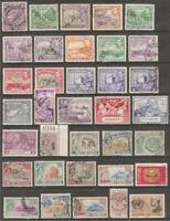 CYPRUS VINTAGE USED LOT (1928 >)