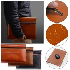 PU Leather MacBook Air Pro 13 Inch Laptop Bag Case Sleeve