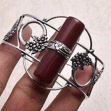 34 Gms Ab 71892 Carnelian Ethnic Handmade Bangle Jewelry