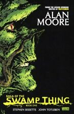 Saga Of The Swamp Thing, Book 1 (Turtleback School & Library Binding Edition)