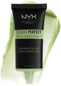 NYX Professional Makeup Studio Perfect Primer - Green