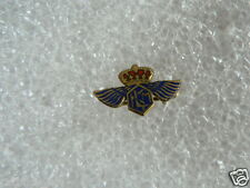 PINS,SPELDJES 50'S/60'S/70'S VINTAGE KLM ROYAL DUTCH AIRLINES 16 MM