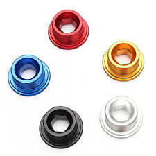 Cool.Anodized Arm Fixing Bolt Bike Bicycle Crank Chainset Screw Axis for Shimano