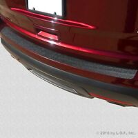 2011-2015 Fits Ford Explorer 1pc Rear Bumper Applique Scratch Guard Protector
